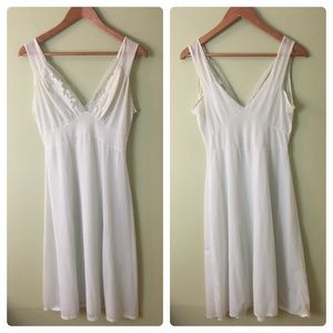 Other - Vintage nylon nightgown slip